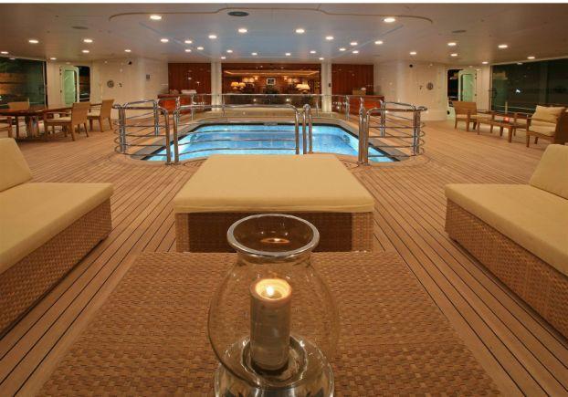 Inside Mega Yachts | Inside Paul Allen's $160 Million Yacht 'Tatoosh'