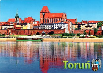 POLAND (Kuyavian-Pomeranian) - Medieval Town of Toruń (UNESCO WHS)