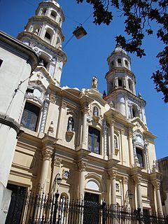 Iglesia de San Pedro Telmo (Buenos Aires)