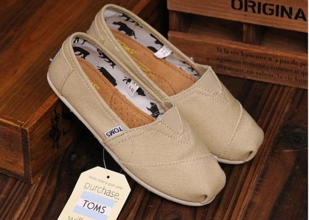 TOMS Outlet! Most pairs are less than $20!  What???