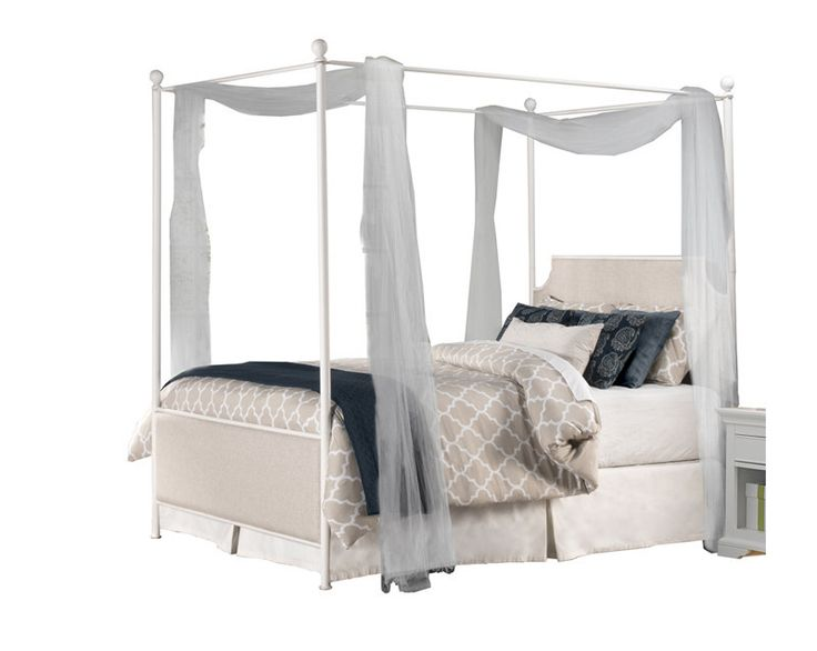 Hillsdale Furniture 1999BFC McArthur Canopy Bed Set   Off White Finish    Full   Bed. 17 Best ideas about Full Bed Frame on Pinterest   Farmhouse