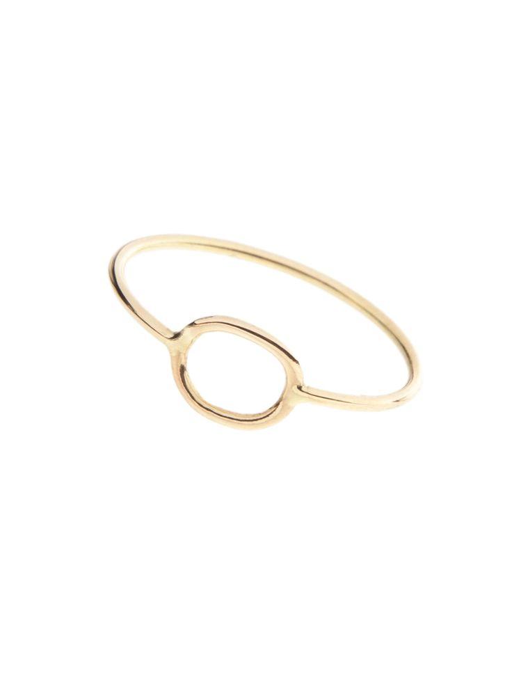 ring - lei - Anna Lawska Jewellery / collection - closeness -
