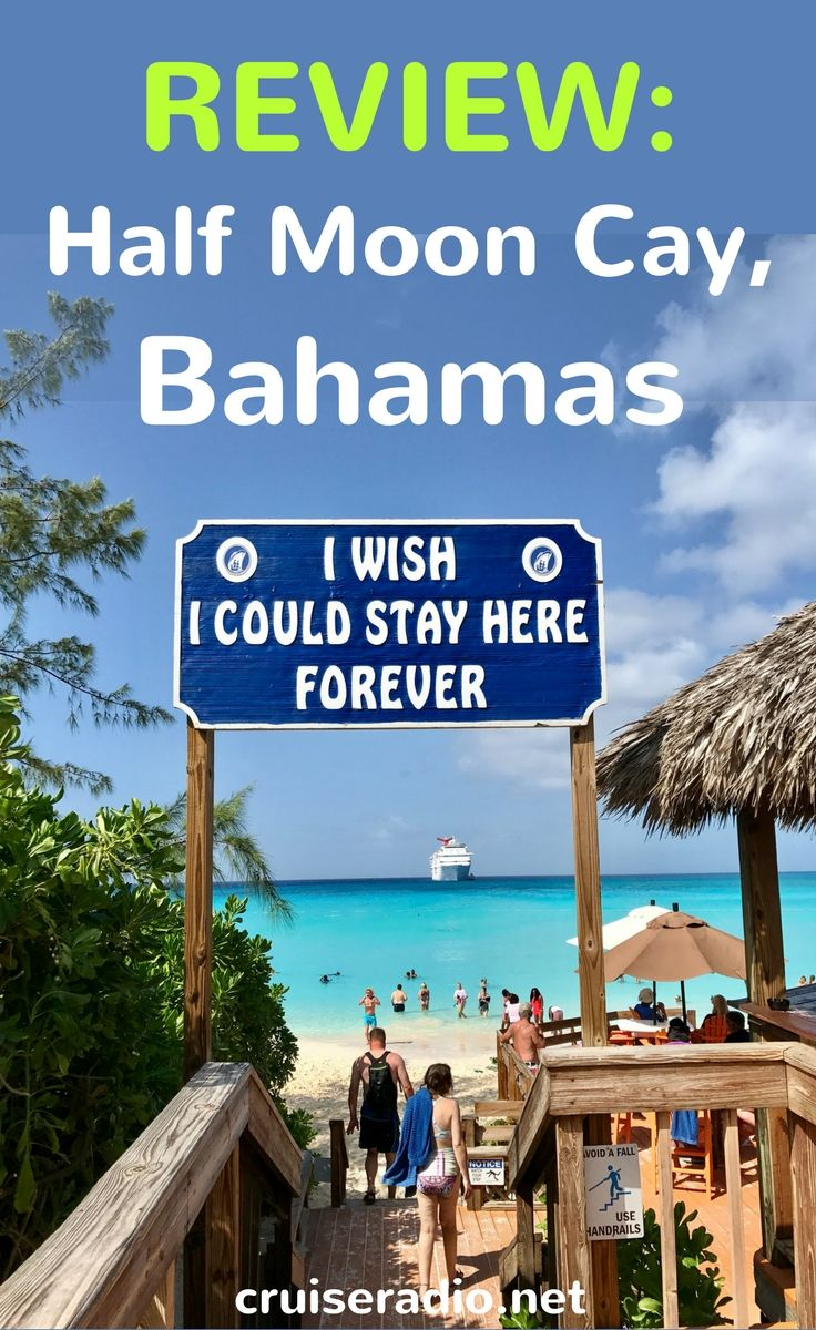 Half Moon Cay Bahamas Review #halfmooncay Cruise Tips