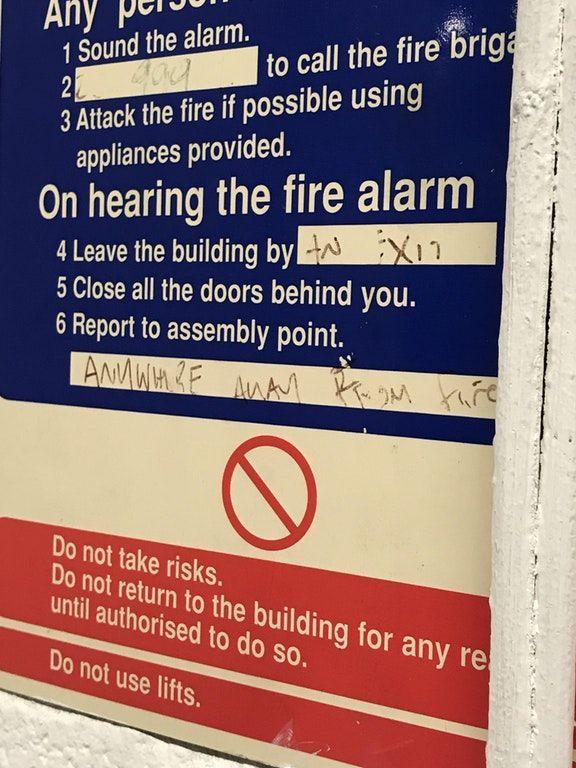 from reddit com/osha | Howsafe: Health & Safety Fails