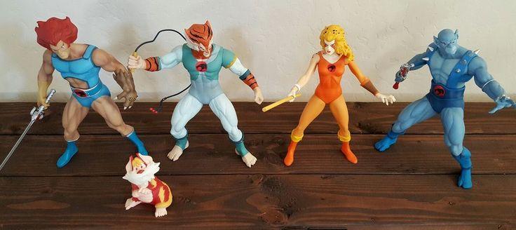 Thundercats Mega Escala Mezco Figura De Acción, Lion O, Panthro, Tygra, cheetara | Juguetes y pasatiempos, Figuras de acción, Juegos de TV, películas y video | eBay!