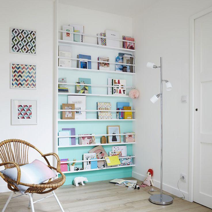 Une bibliothèque familiale à partager sans modération
