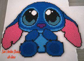 Chibi Stitch by barteletjess