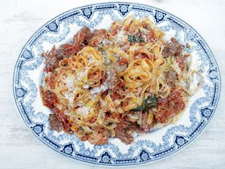 1: FAMILY RAGU WITH GENNARO CONTALDO