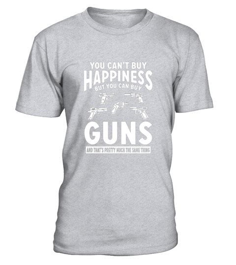 """# You Can't Buy Happiness Tees: But You Can Buy Guns T-shirt .  Special Offer, not available in shops      Comes in a variety of styles and colours      Buy yours now before it is too late!      Secured payment via Visa / Mastercard / Amex / PayPal      How to place an order            Choose the model from the drop-down menu      Click on """"Buy it now""""      Choose the size and the quantity      Add your delivery address and bank details      And that's it!      Tags: This Gun T-shirt is the…"""