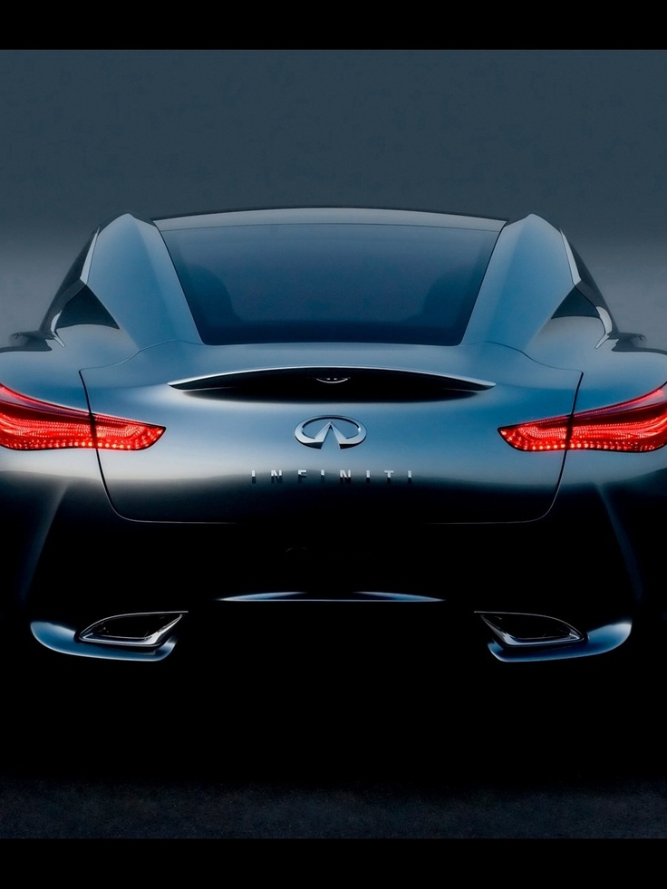 Infiniti Plans New Vehicles Concept To Compete BMW And Audi
