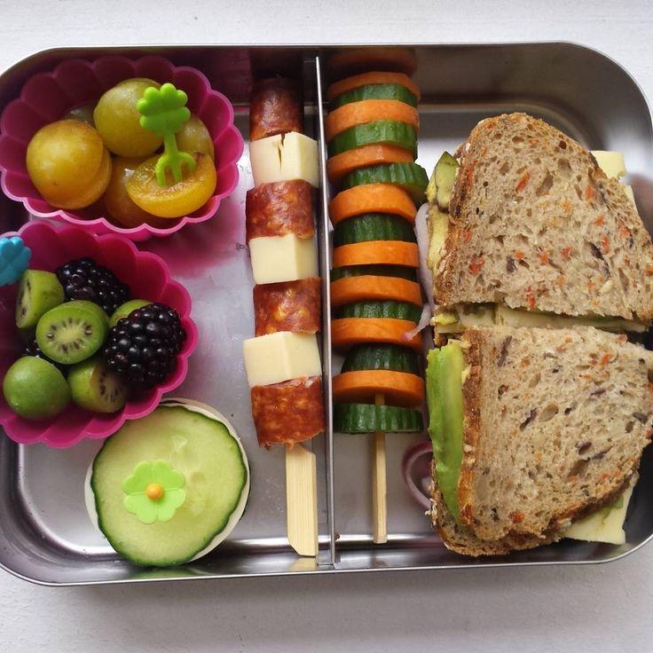 7 leckere Ideen für die Brotdose von deinen Kindern