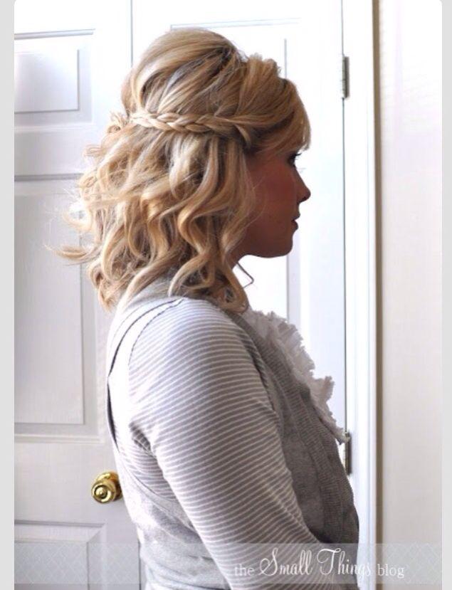 Hair styles for Breyah