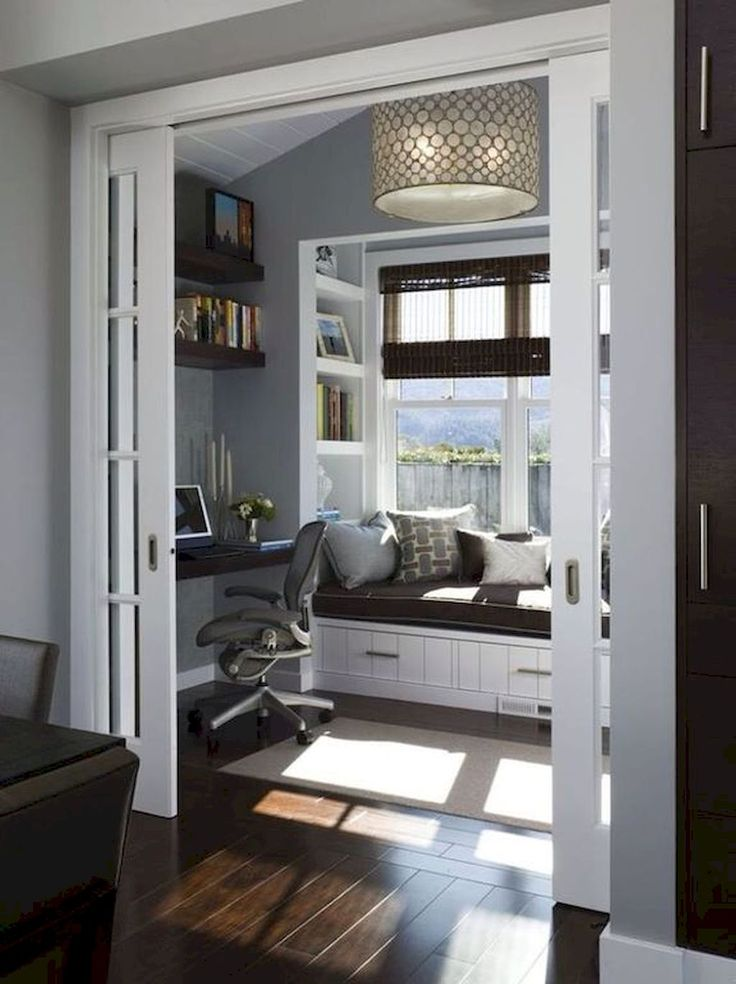 75 Best Contemporary Home Office Design Ideas