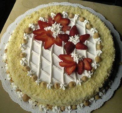 17 migliori idee su torte per anniversario di matrimonio for Decorazione torte con wafer