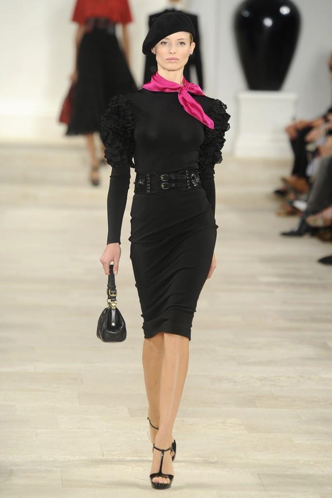 Ralph Lauren RTW Spring 2013 - Runway, Fashion Week, Reviews and Slideshows - WWD.com