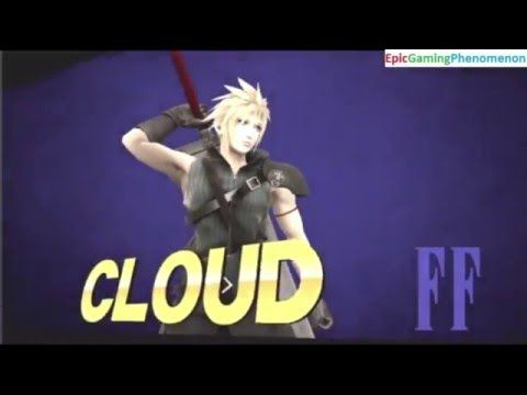 Cloud Strife VS Meta Knight In A Super Smash Bros. For Wii U Online Match / Battle / Fight This video showcases Gameplay Of Cloud Strife From The Final Fantasy Series VS Meta Knight From The Kirby Series In A Super Smash Bros. For Wii U Online Match / Battle / Fight
