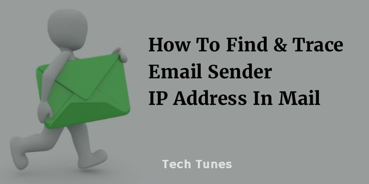 How To Find and Trace Email Sender IP Address In Gmail Yahoo Hotmail. Daily you receive lots of Email from known and unknown senders. Occasionally it might become worthy to trace the Email Sender IP back and obtain some information about unknown Email Sender.
