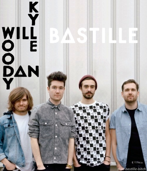 bastille tour video