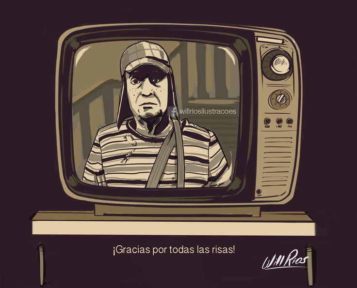 Adeus Chespirito!