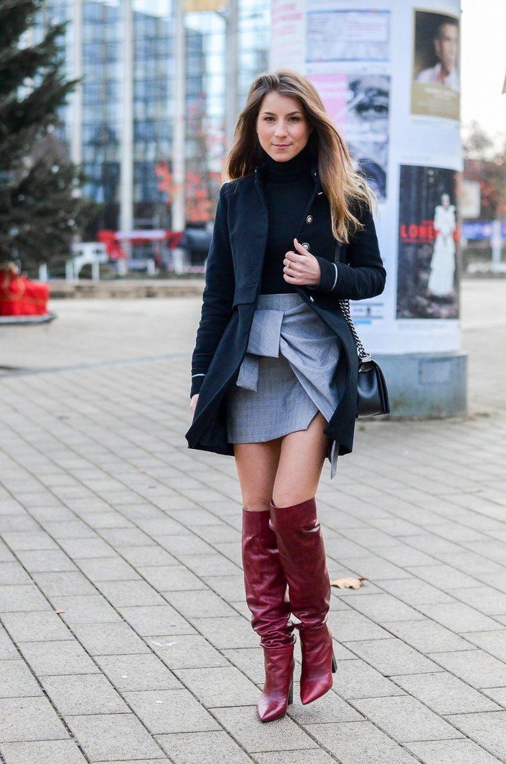 Zara All Everything :: Military Jacke & meine roten Boots