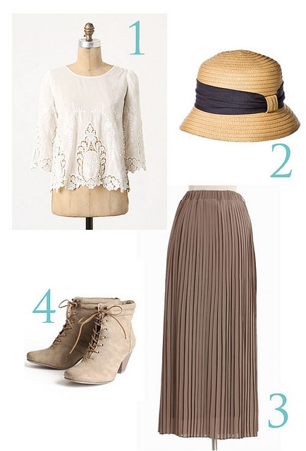 Fashion Friday..  Downton Abbey1 by mealisab, via Flickr
