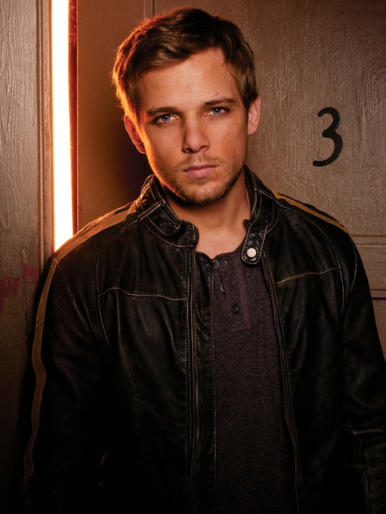 Max Thieriot in bates motel... He's pretty much only cute in an a dark, twisted & mysterious kind of way on the show.