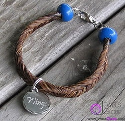 Make a Horse Hair Bracelet - WikiHow