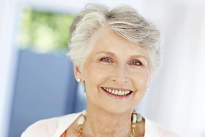Dunnes Haar Im Alter Frauen Lieben Dieses Hausmittel Alte