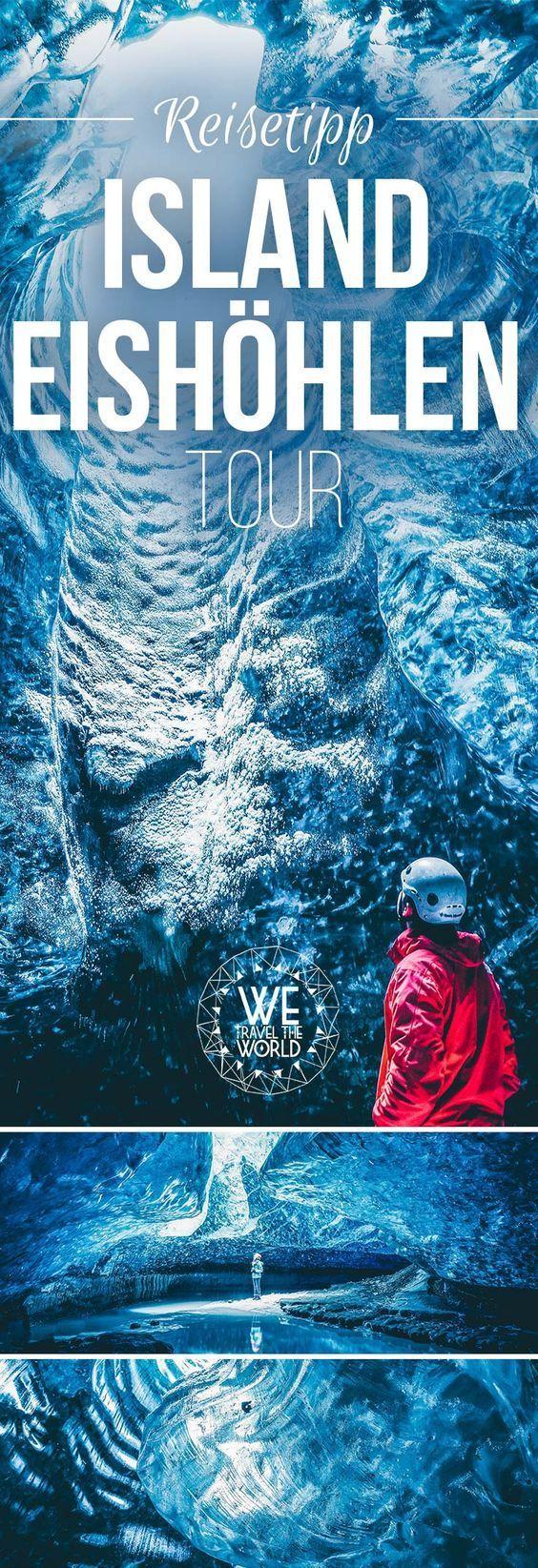 Destacado de Islandia: ¿Por qué es absolutamente necesario hacer una visita a la cueva de hielo en el glaciar Vatnajökull