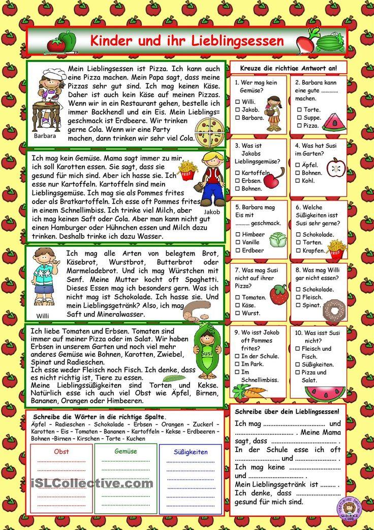 167 best Arbeitsblätter Grundschule images on Pinterest | Learn ...