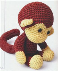 Haakpatroon Jaap de aap