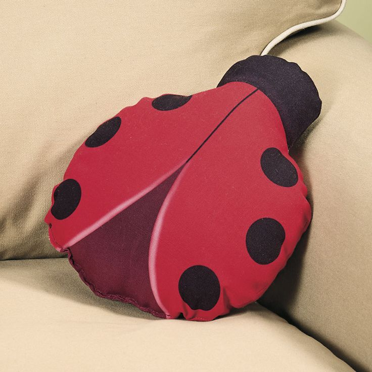 Ladybug Pillow - Gifts for Life's Special Moments – Personalized, Humorous & Collectible