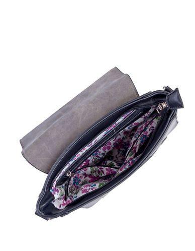 Handbags | Crossbody Bags | Mixed Media Crossbody Bag | Hudson's Bay