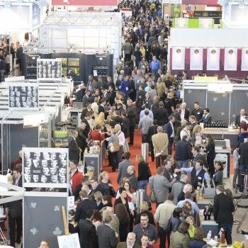 Top offerings by country at ProWein 2015