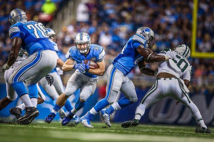 Zach Zenner | Detroit Lions preseason 2015 vs Jets | Lions win 23-3