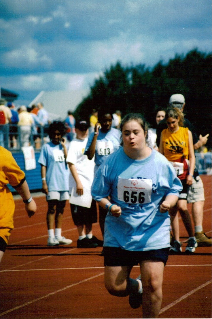 special olympics meet the athletes foot