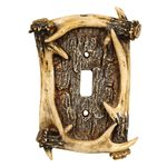 Rustic Light Switch Covers - Bear, Wildlife, Moose Designs