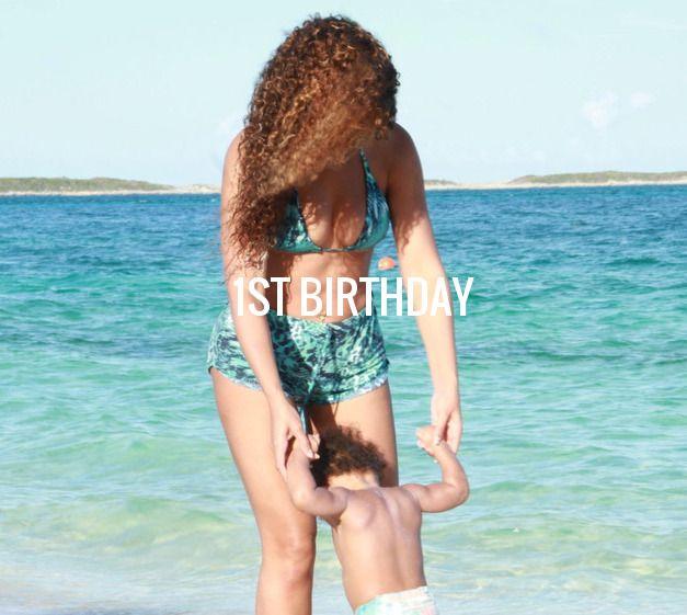 Blue Ivy Carter 7th January 2013 Happy 1st Birthday 💙