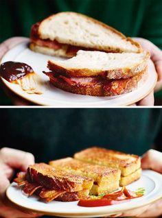 Ultimate bacon sarnies | Jamie Oliver | Food | Jamie Oliver (UK)