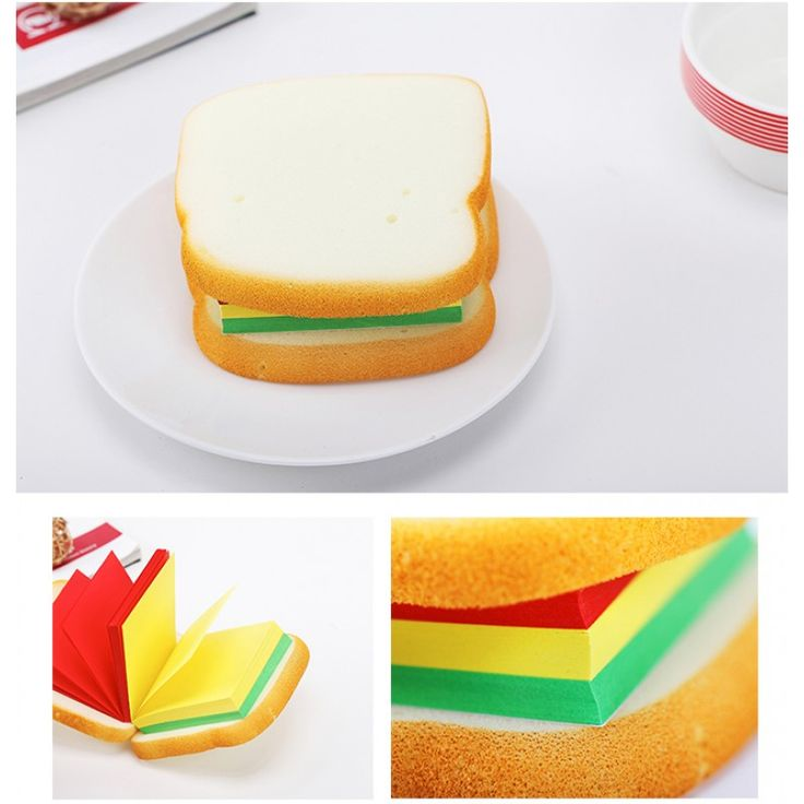 Sandwich memo pad- Flintstop.com @ Rs.200
