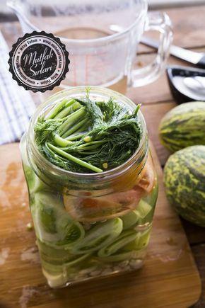 Yeşil Domates Turşusu | Mutfak Sırları