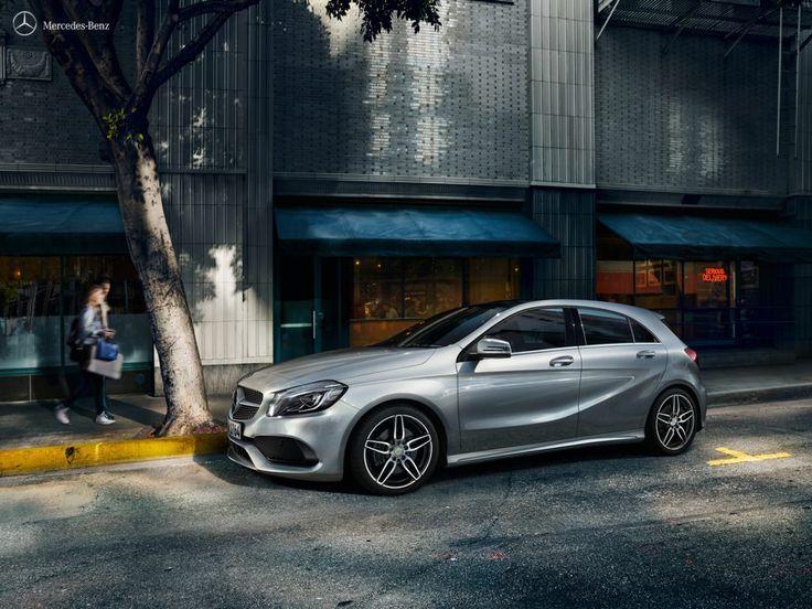 Mercedes-Benz A Class hatchback Review
