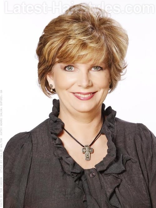 short hair styles older women flattering sculpted cut with volume fab hair 40 7661 | f5598789fdae45a938b26b3f6b366cd6