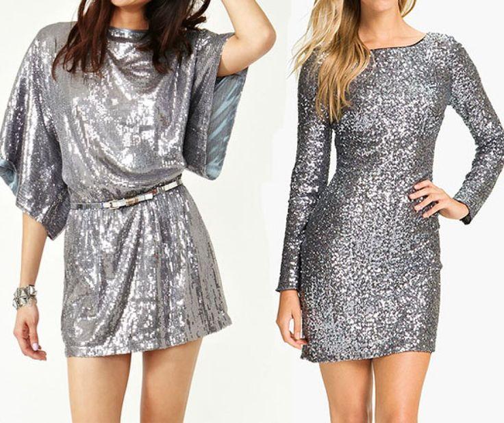 Cum poti accesoriza o rochie argintie? Argintiul, auriul si restul culorilor metalice sunt culorile-vedeta ale noului sezon, motiv pentru care o rochie in nuante metalice va fi una fashionable si cat