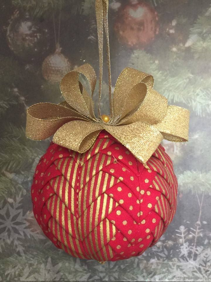Best 25+ Quilted christmas ornaments ideas on Pinterest | Fabric ... : quilted fabric ornaments - Adamdwight.com