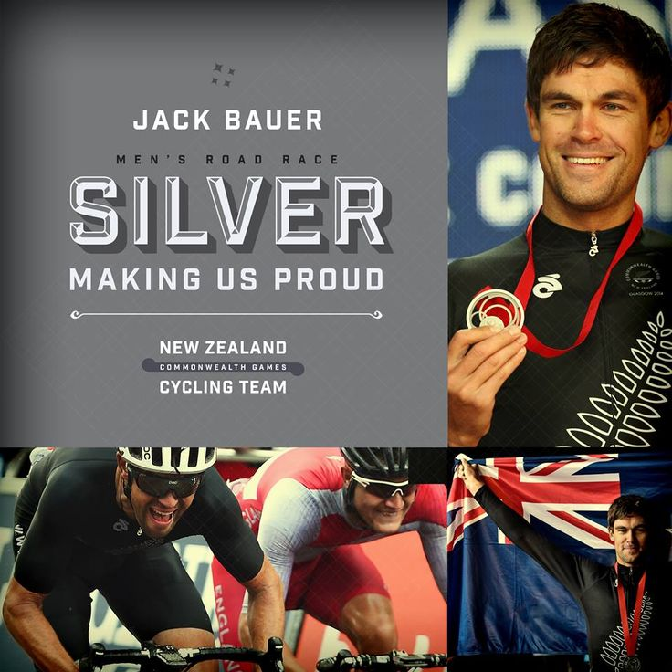 Here he is New Zealand, the last kiwi medalist of the Commonwealth Games, Glasgow 2014... Jack Bauer!  #makingusproud #glasgow2014 #NZ2014