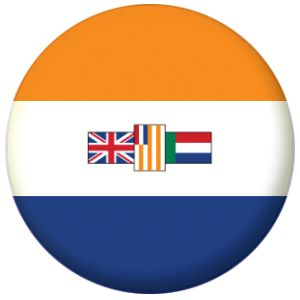 South Africa old Country Flag