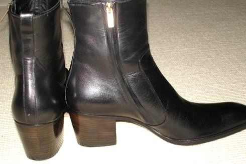 "YSL ""Johnny Boots"""
