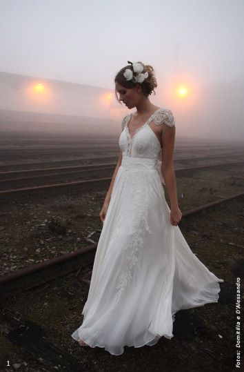 Charlotte - vestido boho