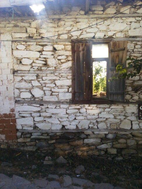 A window. Şirince/Selçuk